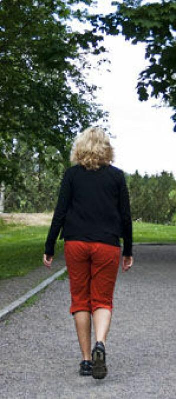 Fysisk aktivitet har større påvirkning på hvordan vi tenker enn de fleste kanskje tror. (Foto: Andreas B. Johansen)