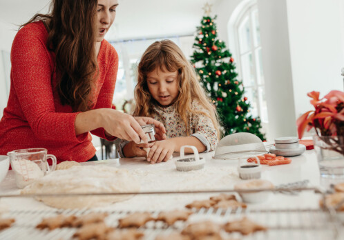 Mum and dad least equal at christmas