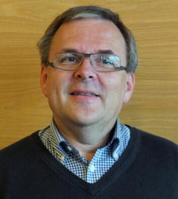 Professor John Sigurd Svendsen. (Foto: Norunn K. Torheim)