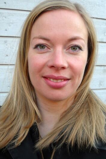 Sara Orning. (Foto: Siri Lindstad)