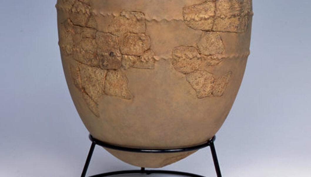 15 000 år gammel fiskestuing