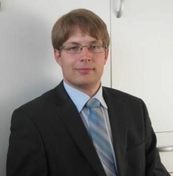 Stipendiat ved NHH Patrick Narbel. (Foto: NHH Bulletin)
