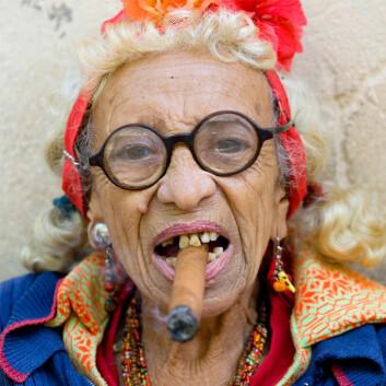 100-åringer like usunne som andre