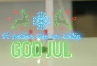 24. desember: Elektrolyse
