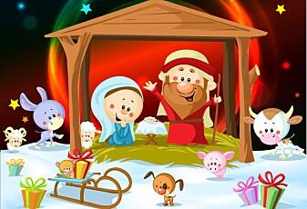 Hvorfor feirer vi jul i desember, når Jesus ble født i mars?