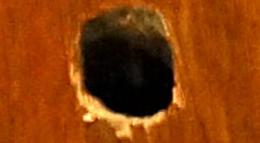 En kule varmt i radiorommet