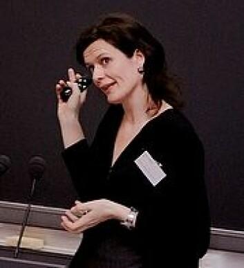 Kristin Solheim. (Foto: Paul Sigve Amundsen/SIU)