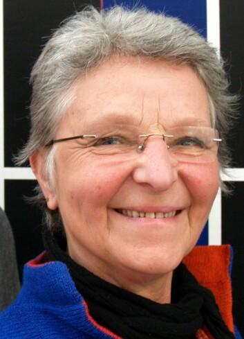 Janneke van der Ros. (foto: Kristin Engh Førde/ KILDEN)