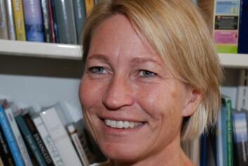 Stine Barlindhaug. (Foto: Sigrun Høgetveit Berg/UiT)