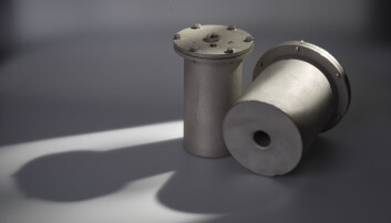 Prototypes of cans with a hole in the middle are now being tested in several European research institutes.