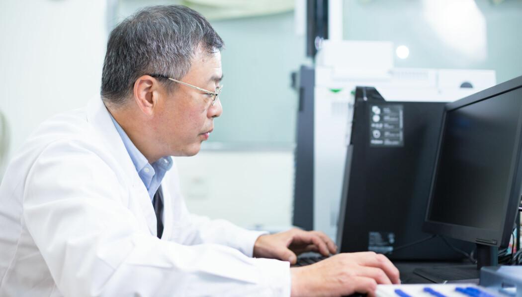 Arbeidsomme kinesere sender inn forskningsresultatene sine til medisinske tidsskrifter både om natta og i helgene.