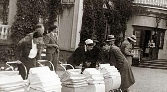 Myten om Lebensborn: Drev nazistene avl på norske kvinner under krigen?