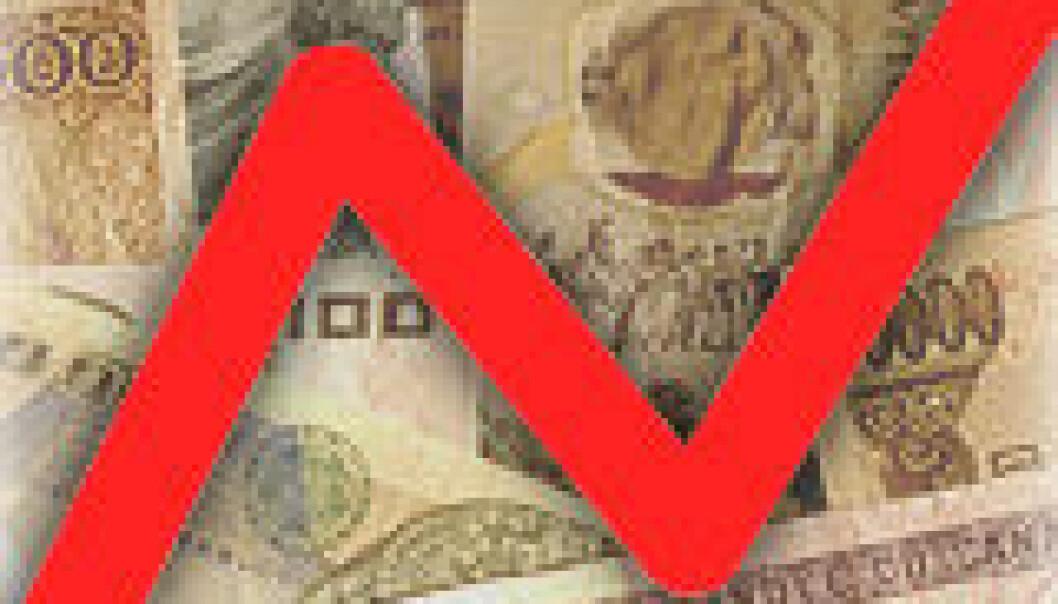 """""""Sentralbankene bommer ofte når de skal gjøre anslag for konjunktursituasjonen."""""""