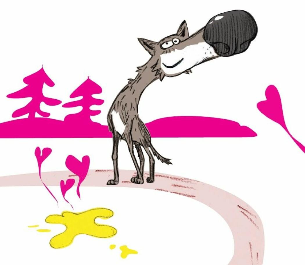 Luktesansen til ulvane er hundre gonger betre enn mennesket sin, ein sans som kjem godt til nytte når dei skal finna seg ein make.