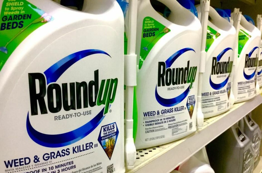 Ugressmiddelet Roundup ble utviklet i begynnelsen av 1970-tallet av det amerikanske firmaet Monsanto, som i 2016 ble kjøpt opp av Bayer.