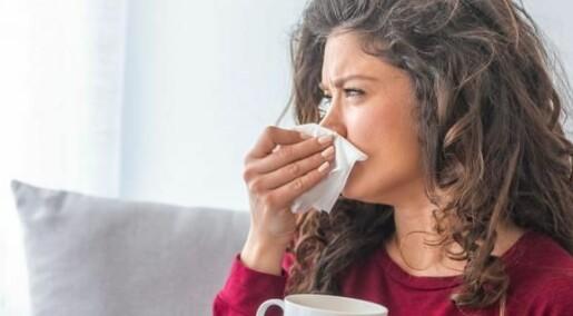 Kan man lukte sykdom?
