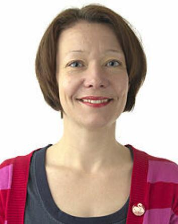 Julia Köhler-Olsen har skrevet doktorgradsavhandlingen «Barnets rett til selvbestemmelse i forhold til religiøse normer» ved Institutt for offentlig rett ved Universitetet i Oslo. (Foto: Øystein Wollan/UiO)