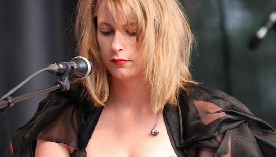 Susanne Sundfør vil vere artist, ikkje kvinneleg artist. (Jarle Vines/Wikimedia Commons)
