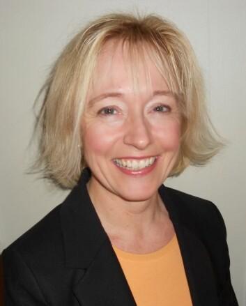 Gunilla Carstensen, forsker ved Högskolan Dalarna. (Foto: Privat)