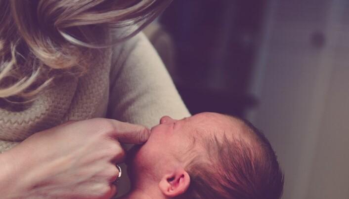 Tidlig hjelp gir sårbare foreldre en god start