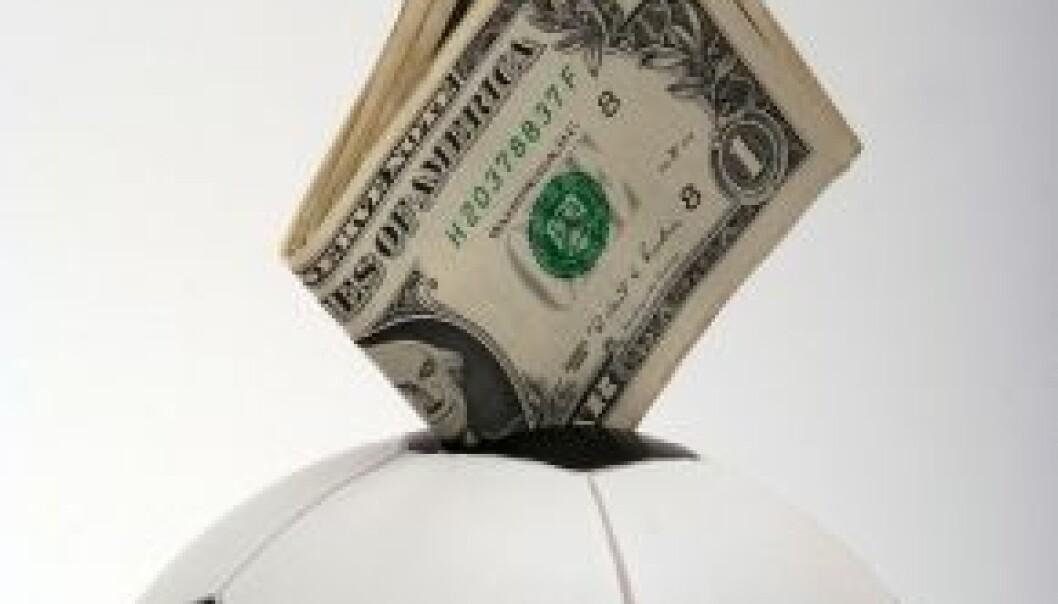 Fotball-lønn som fortjent