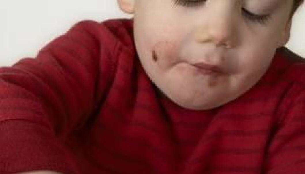 Gen for barnefedme funnet