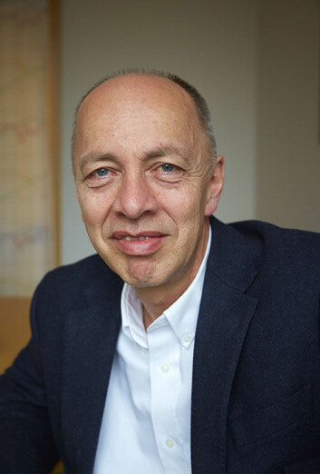 Professor Halvor Eifring, Institutt for kulturstudier og orientalske språk, Universitetet i Oslo. (Foto: Fotograf: Annica Thomsson)