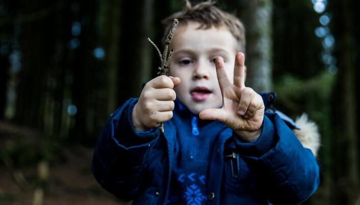 Barn trenger selvregulering for å lære bedre