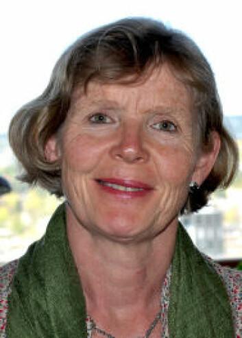 Anne Birgitte Rønning. (Foto: Ellen Engelstad)