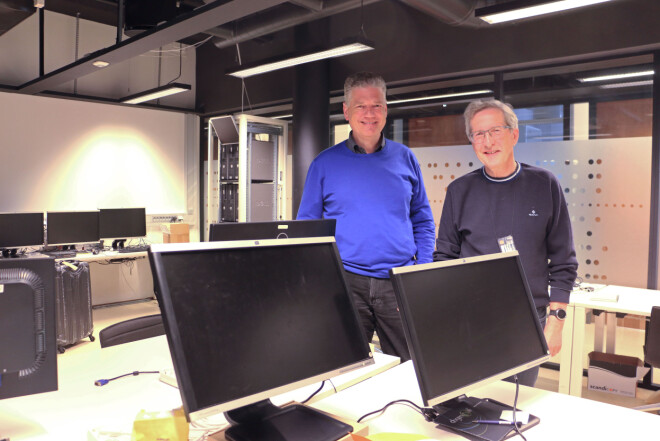 Geir Horn and Frank Eliassen from the Department of Informatics at the University of Oslo see major potential in a future where citizens own their own personal data and can control the use of them.