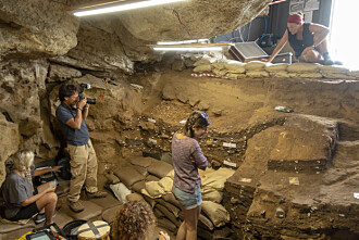 """DOCUMENTING THE PAST: Digging into the past also incurs responsibility. """"The excavation must be done in such a way that it allows us to preserve the site for generations to come"""", says Unhammer."""
