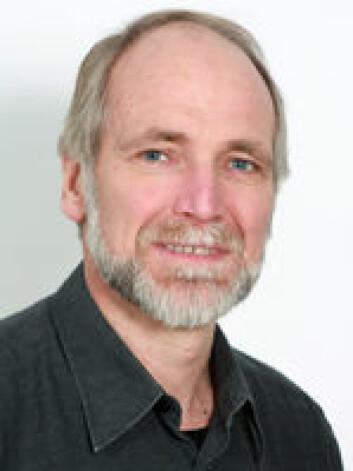 Sverre Arne Sande. (Foto: UiO)