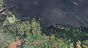 Høy naturlig radioaktivitet utenfor gruver i Telemark