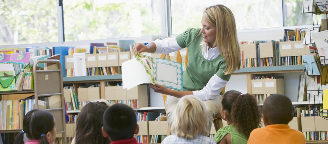 Språk i utdanning