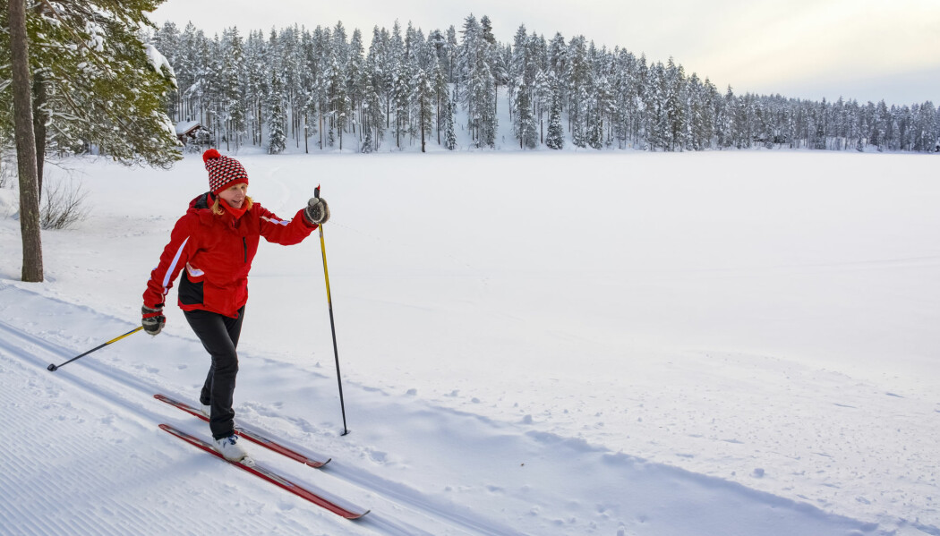 Det blir dårligere skiføre i stadig større deler av landet.