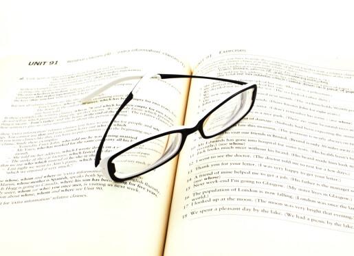 Å lese faget med engelske briller