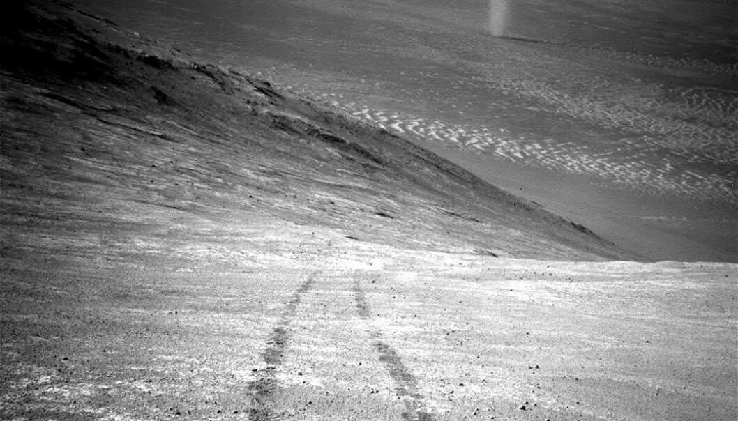 Is, vann og metan: Dette har forskerne funnet ut om Mars det siste tiåret