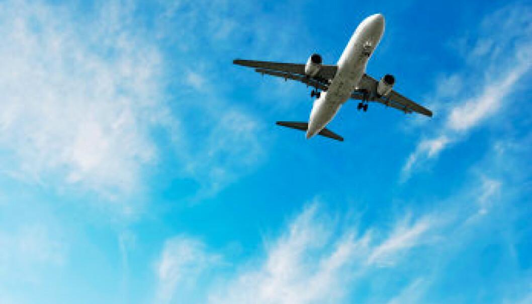 Kompliserte klimaeffekter fra fly
