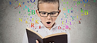 Raske bokstaver er bra for førsteklassingene