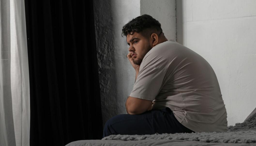 Genene som gir psykiske lidelser, kan også styre vekta