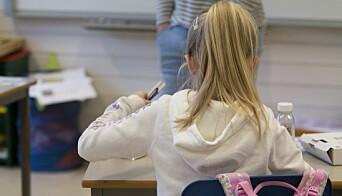 Forskerne fant tydelig forskjell mellom de to gruppene med høy eller lav leseferdighet i evnen til å oppfatte bevegelse.