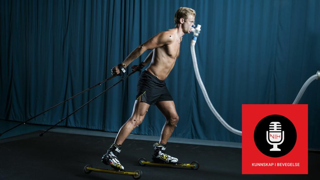 I NIH-podden skal du få svar på alt du ikke visste at du lurte på om idrett, fysisk aktivitet, om hvordan kroppen faktisk fungerer og mye annet.