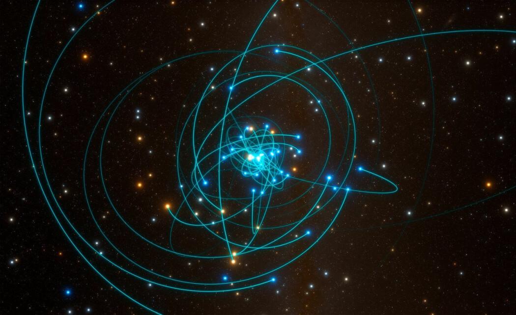 Fysikere strever med å finne en teori som kan beskrive hva som skjer i et sort hull.