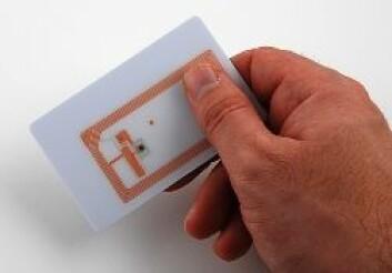 Adgangskort inneholder ofte RFID-brikker. (Foto: Shutterstock)