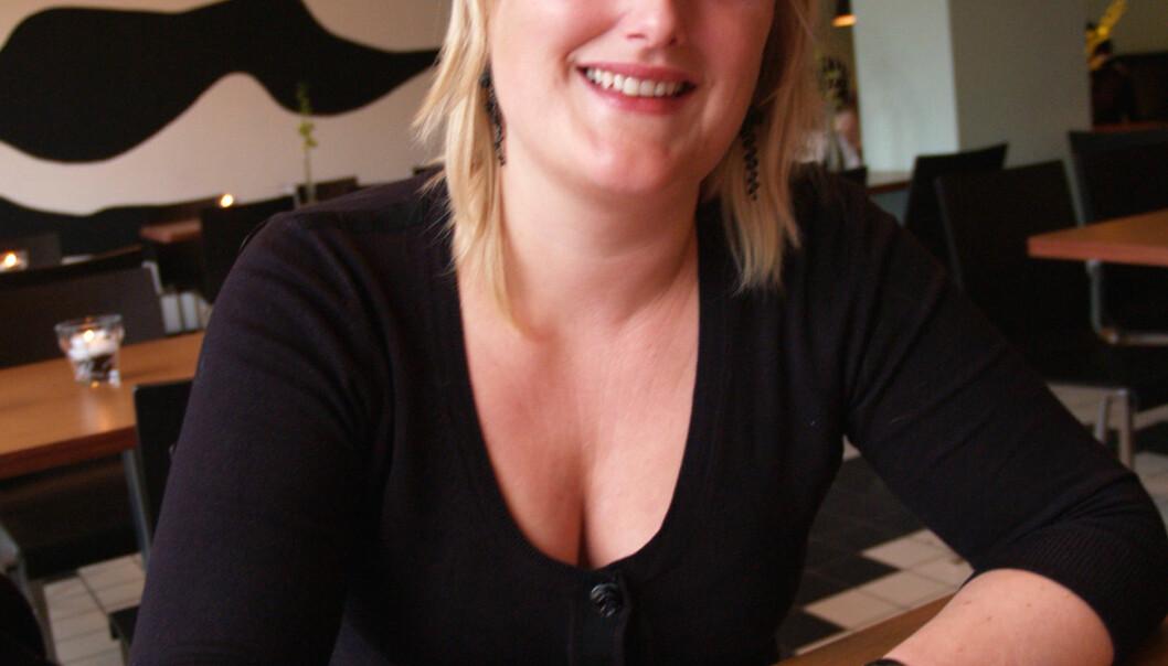 """""""Selma Therese Lyng. (Foto: Kristin Engh Førde)"""""""