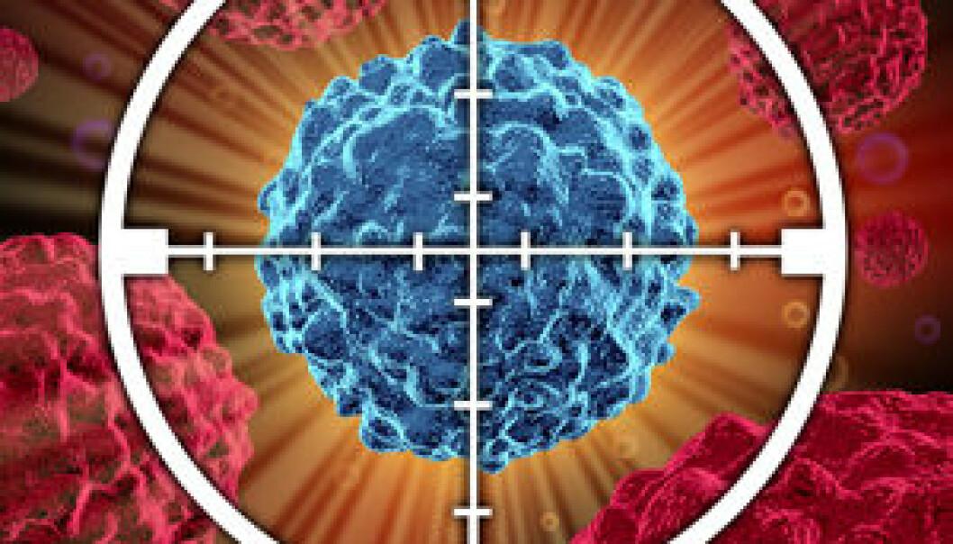 Et nytt forskningsprosjekt skal utvikle skreddersydd og målrettet behandling av dattersvulster, eller metastaser. Shutterstock