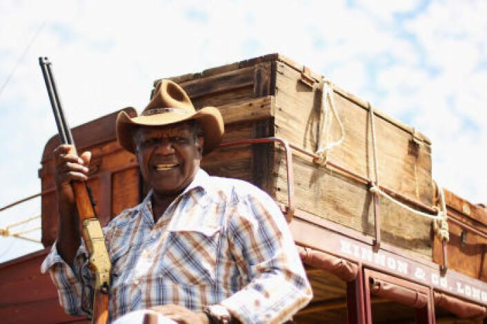 Aboriginere i Australia deler gensignatur med indere. Bildet viser Les, en aboriginer som arbeider i turistindustrien i den australske delstaten Queensland. (Foto: iStockphoto)