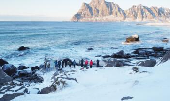 Hvis turistene kommer i veien for landbruket i Lofoten kan det attraktive landskapet gro igjen
