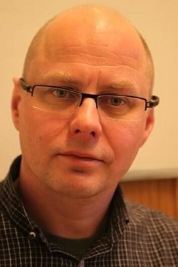 Espen Olsen. (Foto: Frøydis Kvaløy)