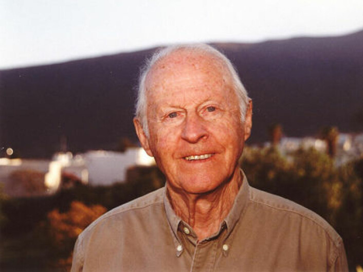 Thor Heyerdahl mente at gamle, ikke-europeiske kulturer hadde kontakt over havet. (Foto: Redningsselskapet)